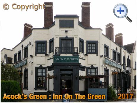 Birmingham : The Inn On The Green at Acock's Green [2017]