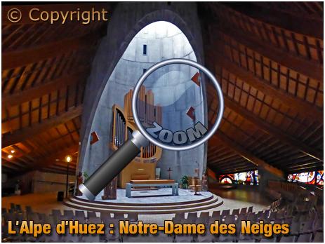 L'Alpe d'Huez : Notre-Dame des Neiges [Our Lady of the Snows] [2015]