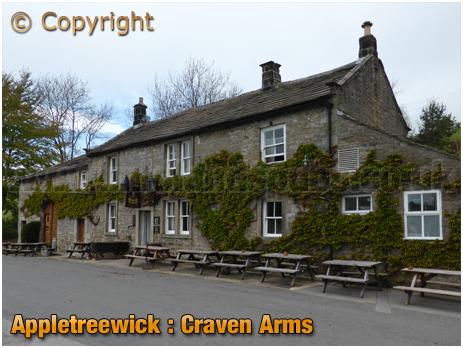 Appletreewick : Craven Arms [September 2019]
