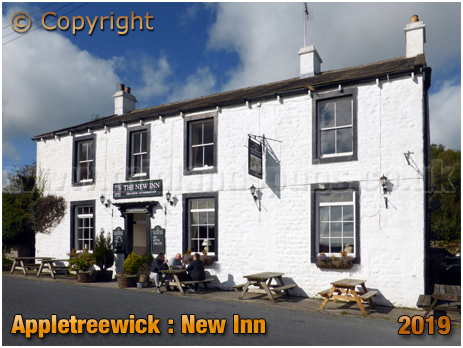 Appletreewick : New Inn [September 2019]
