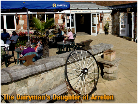 Arreton : The Dairyman's Daughter [2012]