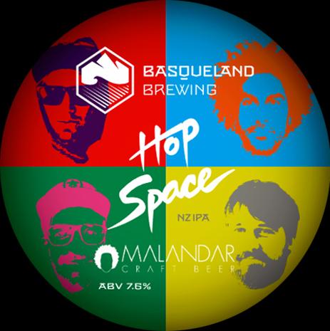 Basqueland Brewing Project : Hop Space