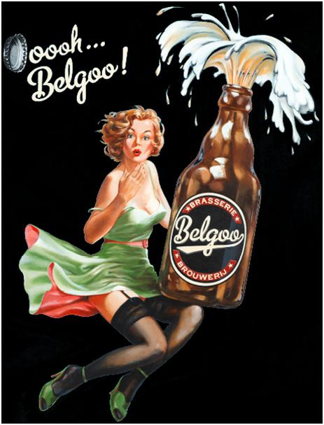 Belgoo Bio Beer