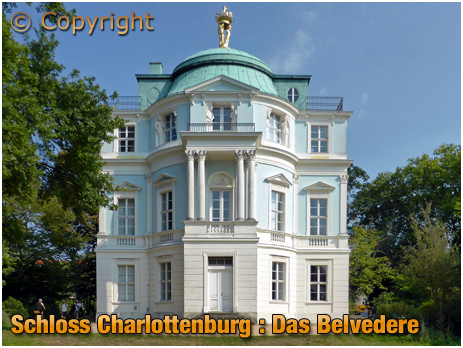 Berlin : Das Belvedere at Schloss Charlottenburg [September 2016]