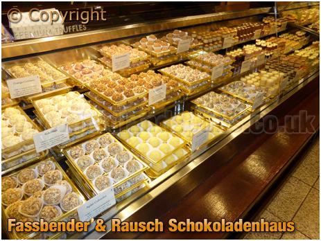 Berlin : Fassbender & Rausch Schokoladenhaus at Charlottenstraße 60 [September 2016]