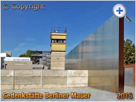 Berlin : Gedenkstätte Berliner Mauer [September 2016]