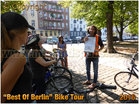 "Berlin on Bike : ""Best of Berlin"" Bike Tour [September 2016]"