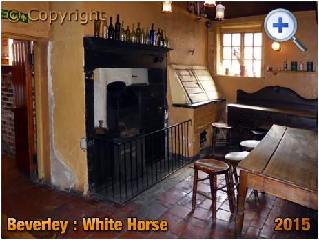 Beverley : White Horse [2015]