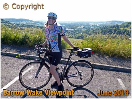 Birdlip : Barrow Wake Viewpoint [2018]