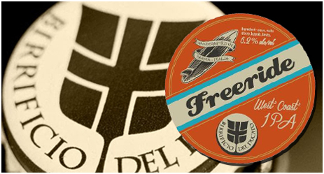 Birrificio del Ducato Freeride West Coast IPA