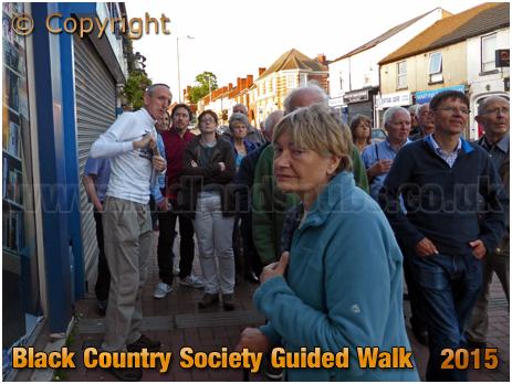 Cradley Heath : Black Country Society Walk [2015]