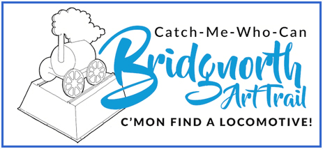 Click here for more information on the Bridgnorth Art Trail