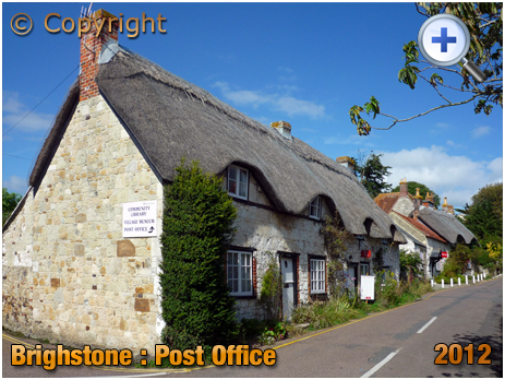 Isle of Wight : Brighstone Post Office [2012]