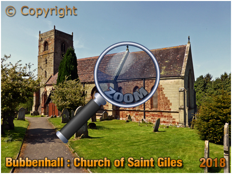 Bubbenhall : Church of Saint Giles [2018]