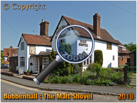 Bubbenhall : The Malt Shovel [2018]