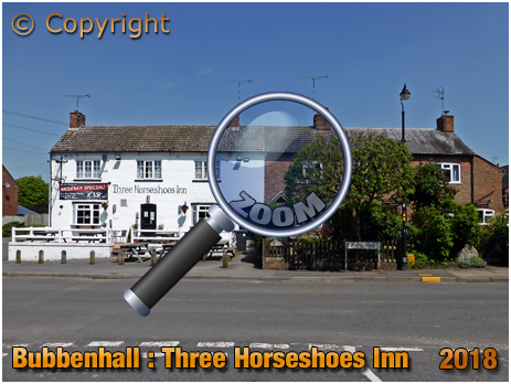 Bubbenhall : Three Horseshoes Inn [2018]