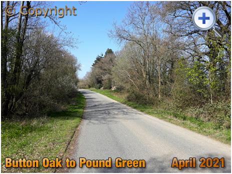 Button Oak : Road to Pound Green [2021]