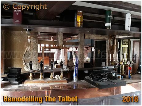 Chaddesley Corbett : Remodelling of The Talbot [2018]