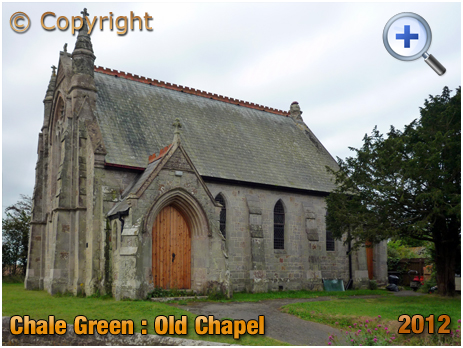 Isle of Wight : The Old Chapel at Chale Green [2012]