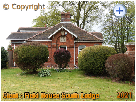Clent : South Lodge of The Field House [2021]