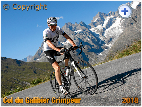 Col du Galibier Grimpeur [2018]