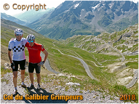 Brothers in Arms on the Col du Galibier [2018]