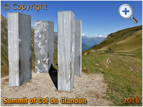 Col du Glandon from The Summit [2018]