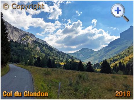 Col du Glandon : The Summit in Sight [2018]