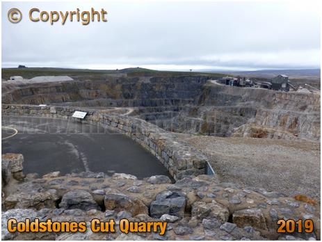Coldstones Cut Quarry [September 2019]