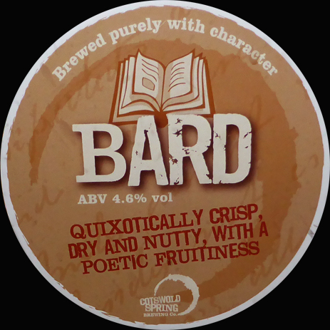 Cotswold Spring Brewing Company : Bard