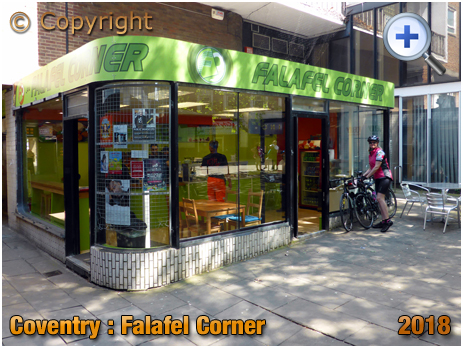 Coventry : Falafel Corner [2018]