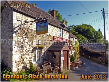 Cranham : Black Horse Inn [2018]