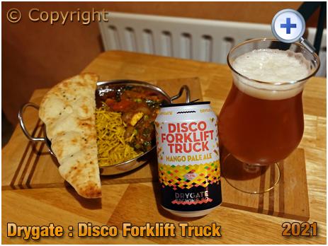 Drygate Disco Forklift Truck [2021]