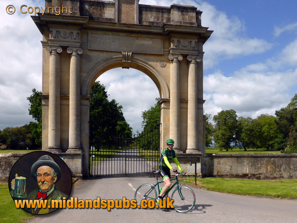 The Pershore Gate at Croome Park [2015]
