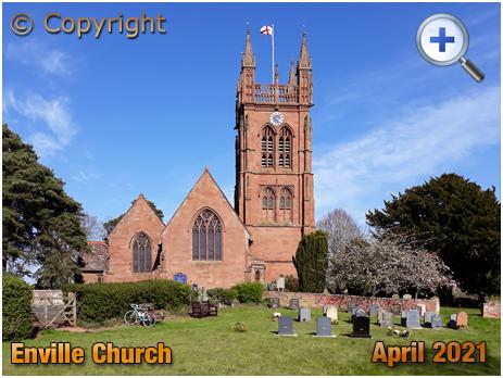 Wooton : Church of Saint Mary the Virgin [2021]