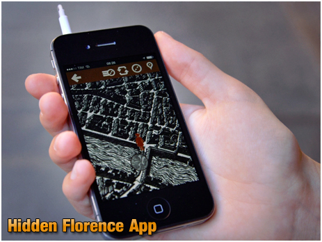 Firenze : Hidden Florence Phone App