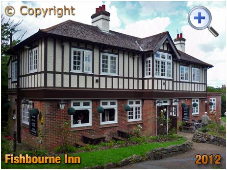 Isle of Wight : The Fishbourne Inn [2012]