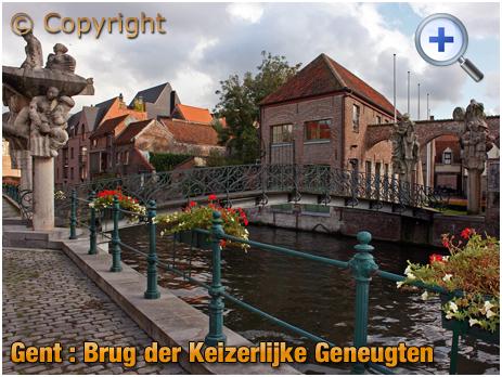 Gent : Brug der Keizerlijke Geneugten [2008]