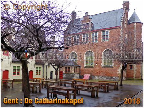 Gent : De Catharinakapel at Huis van Alijn [2018]