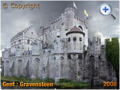 Gent : Gravensteen 9 [2008]