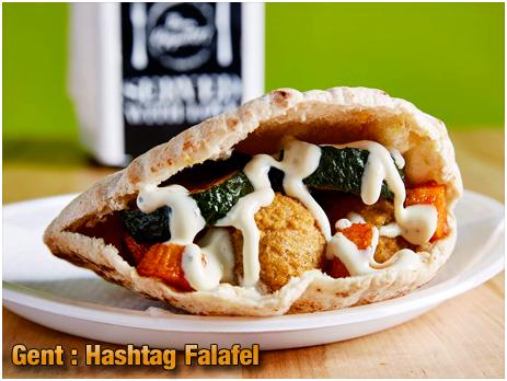 Gent : Hashtag Falafel [2018]