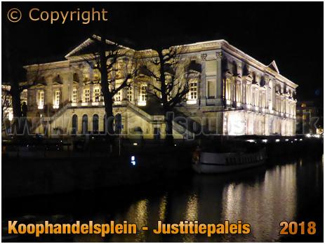 Gent : Koophandelsplein - Justitiepaleis [2018]