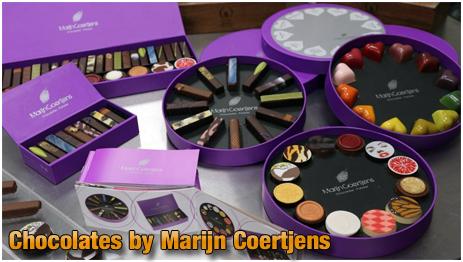 Gent : Chocolates by Marijn Coertjens [2018]