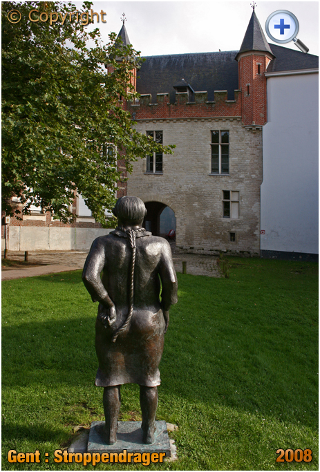 Gent : The Stroppendrager and Donkere Poort [2008]
