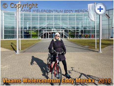 Vlaams Wielercentrum Eddy Merckx at Gent