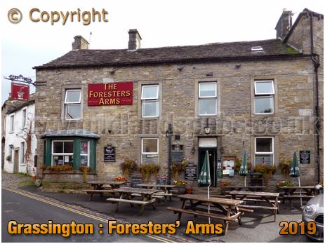 Grassington : Foresters' Arms [September 2019]