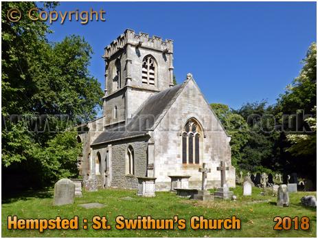 Hempsted : Saint Swithun's Church [2018]