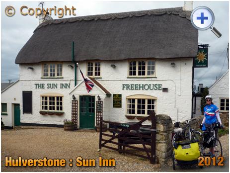 Isle of Wight : The Sun Inn at Hulverstone [2012]