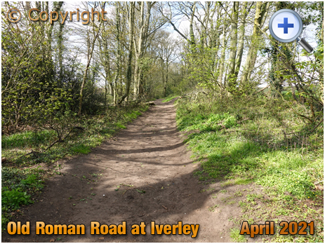 Iverley : The Old Roman Road [2021]