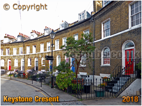 King's Cross : Keystone Crescent [2018]